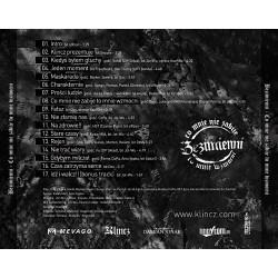 Album CD BEZIMIENNI - Co mnie nie zabije to mnie wzmocni