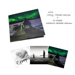 Album CD OSTRY - PLECAK MARZEŃ